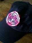 Monogram Patch Hat
